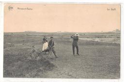 Le Golf- Nieuport-Bains, No 1039,De Graeve,Gané - Golf