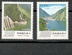 TAIWAN1975:Michel 1119-20mnh** - Ongebruikt