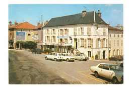 55 -- VAUCOULEURS -- HOTEL BAR J. ZINS (automobiles....) - Other Municipalities