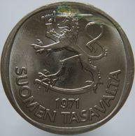 Finland 1 Mark 1971 UNC - Finland