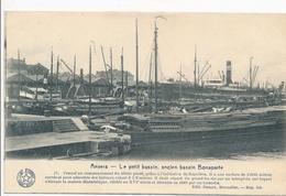 CPA - Belgique - Antwerpen - Anvers - Le Petit Bassin - Antwerpen