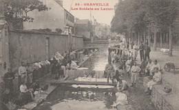 Granville ,(Avranches) ,   Les Soldats Au Lavoir - Granville
