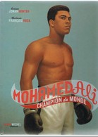 B.D.  BOXE. MOHAMED ALI. CASSIUS MARCELLUS CLAY. - Sport