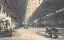 Gent Gand  Binnenzicht In Het Station  Intérieur De La Gare      I 6075 - Gent