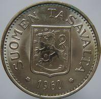 Finland 100 Markkaa 1960 UNC / BU - Silver - Finland