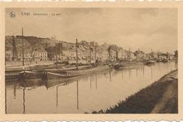 CPA - Belgique - Liège - Coronmeuse - Le Port - Liege