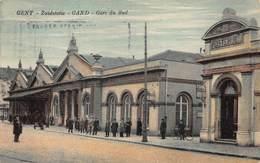 Gent Gand  Zuidstatie  Statie Station  Gare Du Sud  Posterij      I 6076 - Gent