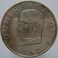Finland 1000 Markkaa 1960 UNC - Silver - Finnland