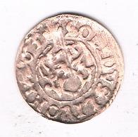 SCHILLING  1663  LIVONIA LETLAND /3919/ - Lettonie