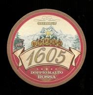 Sotto-boccale O Sottobicchiere - Oberbrau 1605  - Birra - Beer Mats - Sousbocks - Bierdeckel - Portavasos - Coaster - De - Sotto-boccale