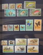 Tanzanie Selection Avec Thématique - Stamps