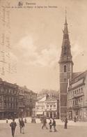 VERVIERS // Coin De La Place Du Martyr Et église Des Récollets - Verviers