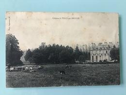 Château De TILLY-sur-SEULLES - France