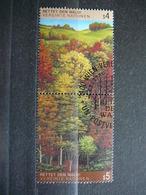 Save The Forest # United Nations UN Vienna Austria 1988 Used #Mi. 81/2 Plants (Flora)  Trees - Oblitérés