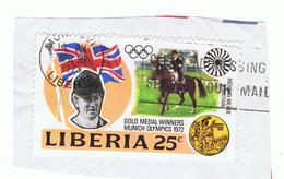 LIBERIA»1973»MICHEL LR 860»USED - Liberia