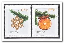 Litouwen 2018, Postfris MNH, Christmas - Litouwen