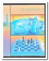 Kirgizië 2018, Postfris MNH, Chess - Kirgizië