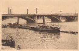 CPA - Belgique - Liège - Pont De Coronmeuse - Liege