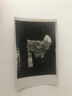 Passchendaele  Passendale   Zonnebeke  FOTOKAART Eerste Wereldoorlog  Blick Durch Die Zer. Sch. Kirche - Zonnebeke