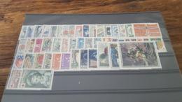 LOT 453101 TIMBRE DE FRANCE NEUF** LUXE ANNEE 1962 VALEUR 55 EUROS BLOC - France