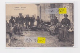 PORTSALL 29 MARCHE AU POISSON - Autres Communes