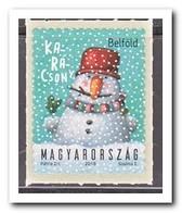 Hongarije 2018, Postfris MNH, Christmas - Ongebruikt