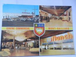 LE HAVRE CENTRE COMMERCIAL MONT GAILLARD - Le Havre