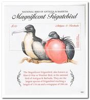 Antigua & Barbuda 2018, Postfris MNH, Birds - Antigua En Barbuda (1981-...)