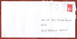 Brief, Marianne, MS Rochefort, 2000 (73371) - Poststempel (Briefe)