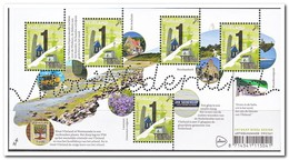 Nederland 2019, Postfris MNH, Beautiful Netherland, Lighthouses - Sri Lanka (Ceylon) (1948-...)