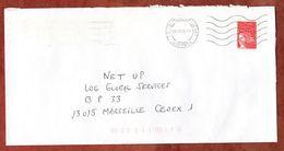Brief, Marianne, MS Lormont, 2000 (73373) - Poststempel (Briefe)