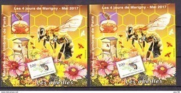 "#           ¤¤  Yvert N° 29 - 4 Jours Marigny 2017 ""les Abeilles"" - Neuf**  Luxe  ¤¤ - CNEP"
