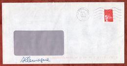 Brief, Marianne, MS St Cyr Sur Mer, 1999 (73377) - Poststempel (Briefe)