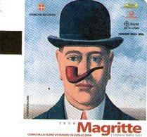 B 2479 - Biglietto D'ingresso, Magritte, Como - Biglietti D'ingresso