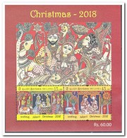 Sri Lanka 2018, Postfris MNH, Christmas - Sri Lanka (Ceylon) (1948-...)