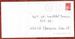 Brief, Marianne, MS Longueville Sur Scie, 2000 (73381) - Poststempel (Briefe)