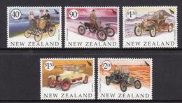 New Zealand MNH Michel Nr 2118/22 From 2003 / Catw 9.50 EUR - Nieuw-Zeeland