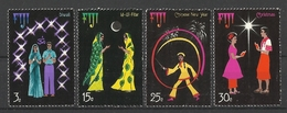 FIJI 1975 FESTIVALS OF JOY SET MNH - Fiji (1970-...)