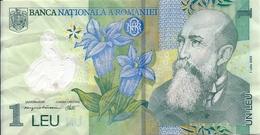 Banconota Da  1  LEU  ROMANIA - Anno 2005 - Romania