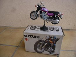 MOTO SUZUKI 750 GT Au 1/15 °de POLISTIL MS 104 En Boite/boxed - Motos