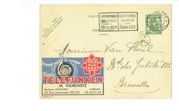 Publibel 237 TELEFUNKEN - 0014 - Stamped Stationery