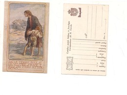 8179 Intero Postale Franchigia Mazzoni Dalle Terre Invase Sovrastampata Nuova - 1900-44 Victor Emmanuel III