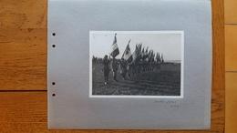 SOUILLY MEUSE PHOTO MILITAIRE AVIATION SEPTEMBRE 1917 - Guerre, Militaire