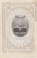 9AL1156 Image Pieuse - DENTELLE LA GRACE D'EN HAUT EN ADOUCIT LES HORREURS - Images Religieuses