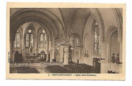 Mont Saint Martin Eglise Saint Barthelemy - Mont Saint Martin