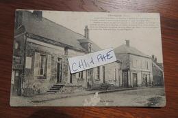 CHAVIGNON ANCIEN HOTEL SAINT PIERRE VISITE DE NAPOLEON 1er - Andere Gemeenten