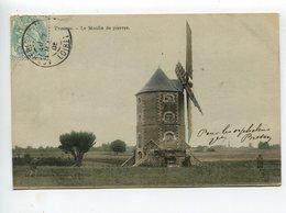 Moulin  Vent Trainou - Autres Communes