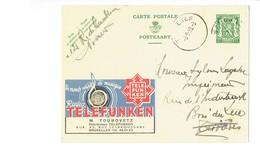 Publibel  - TELEFUNKEN - 0032 - Stamped Stationery