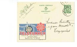 Publibel  - TELEFUNKEN - 0034 - Stamped Stationery