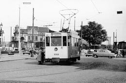 Leuven (Station). SNCV Groupe De Louvain. Cliché Jacques Bazin. 20-06-1952 - Trains